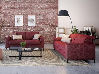 Canapé salon relax moderne sur mesure Llex