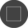 Pouf forme carrée