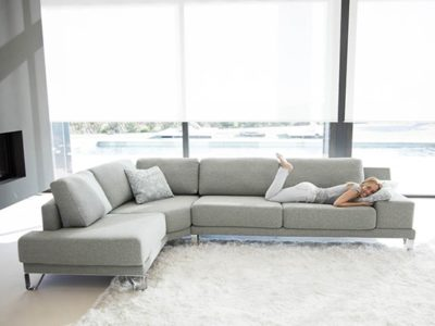 Canapé angle droit Fama Madison