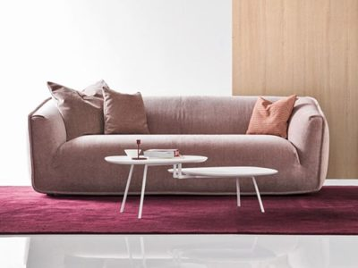 Canapé cocooning design Calligaris Sweet