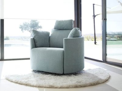 Fauteuil relax cocooning Fama Moonrise