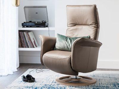 Fauteuil relax électrique design sur mesure Jacint