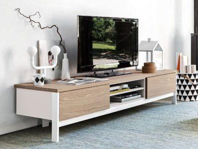 Meuble TV moderne Calligaris Factory