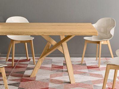 Table à manger design Calligaris Jungle
