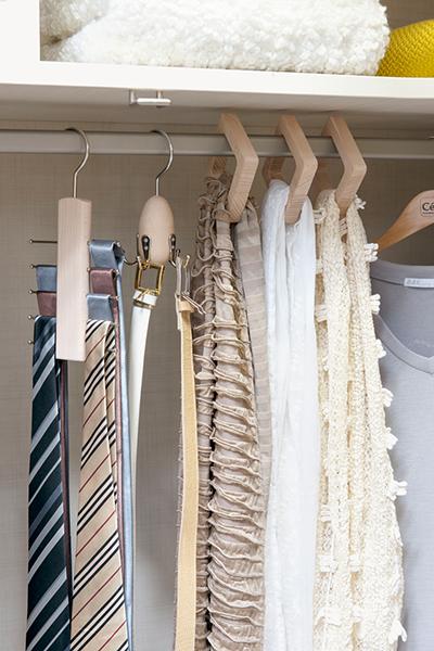 Accessoires rangement armoire dressing