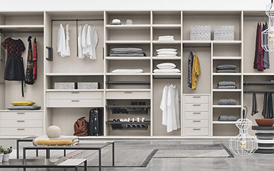 Comment ranger son armoire dressing ?