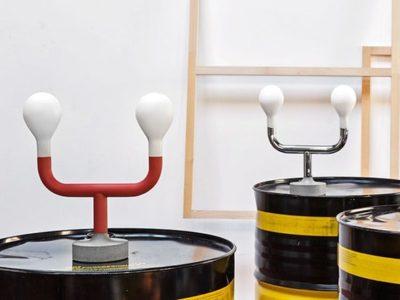 Lampe à poser design Calligaris Pom Pom