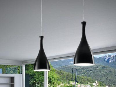 Luminaire cuisine suspension Olim ambiance