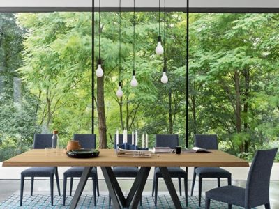 Suspension luminaire design Calligaris Pom Pom
