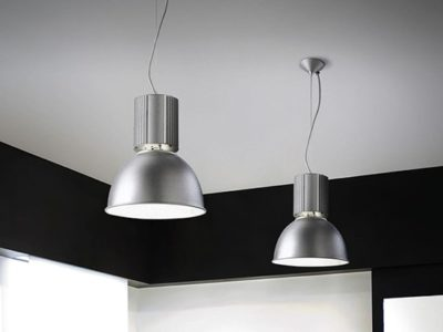 Suspension luminaire industriel Hang ambiance