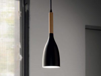 Suspension luminaire scandinave Manh ambiance