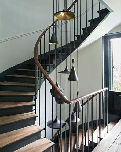 Luminaire escalier Meubles Bouchiquet