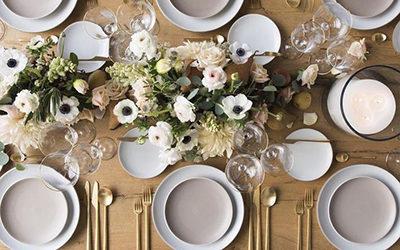 Comment dresser une table selon l'occasion ou le nombre de couverts ?
