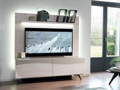 Meuble TV composition Celio - Promotion