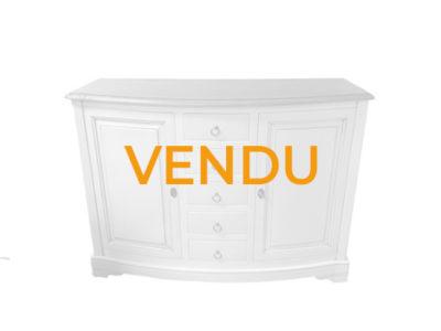 Vendu bahut 2 portes 5 tiroirs Vero Promotion