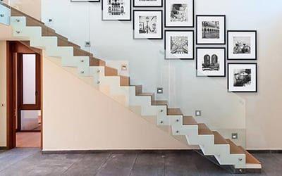 Nos inspirations pour décorer un escalier
